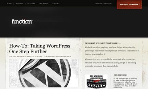 Function website
