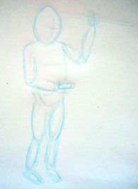 Blue Pencil Pre