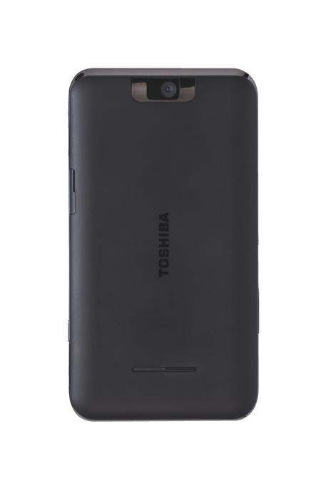 PHOTOS: Toshiba TG01 mobile phone