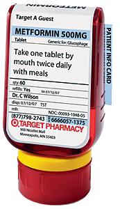 ClearRX药瓶的图片